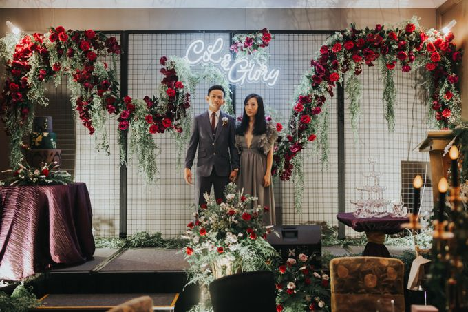 Tying the Knot for Cheng Liang and Glory by Multifolds Productions - 029