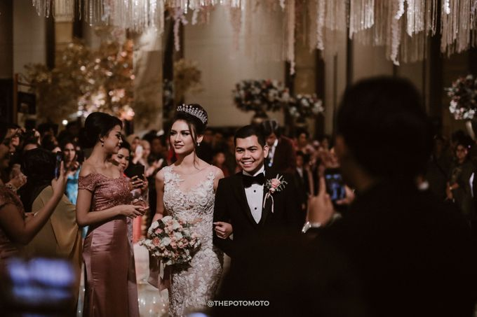 Arfandi & Vanessa Wedding by Wong Hang Distinguished Tailor - 005
