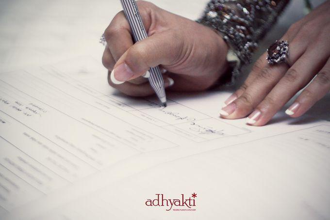 Tania & Adri Wedding by Adhyakti Wedding Planner & Organizer - 004