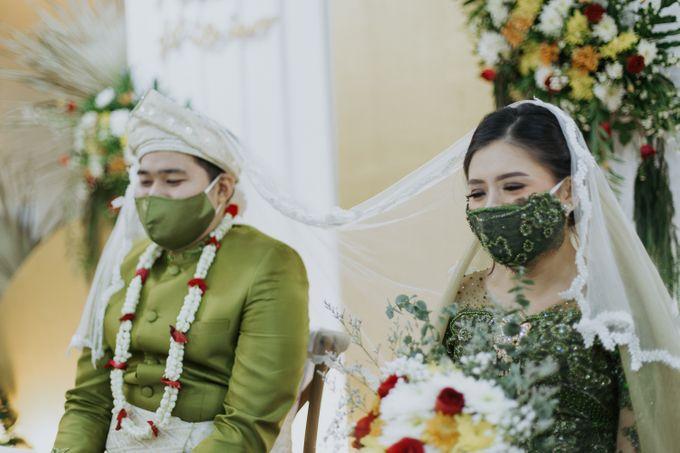 The Wedding of Filda & Hizrian by KRISTAL HOTEL JAKARTA - 027