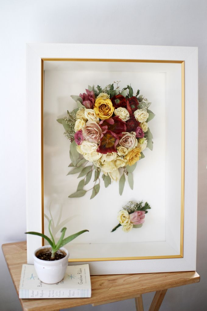 Cascading by Camila V Flower Preservation Studio - 003