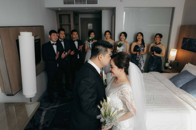 Leo & Jessica Wedding by Levin Pictures - 029