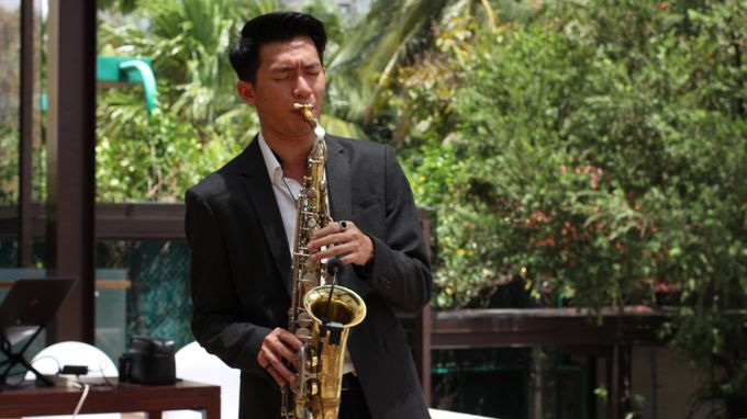 Wedding Reception feat Sax - first show on 2021 by DJ Perpi - 006