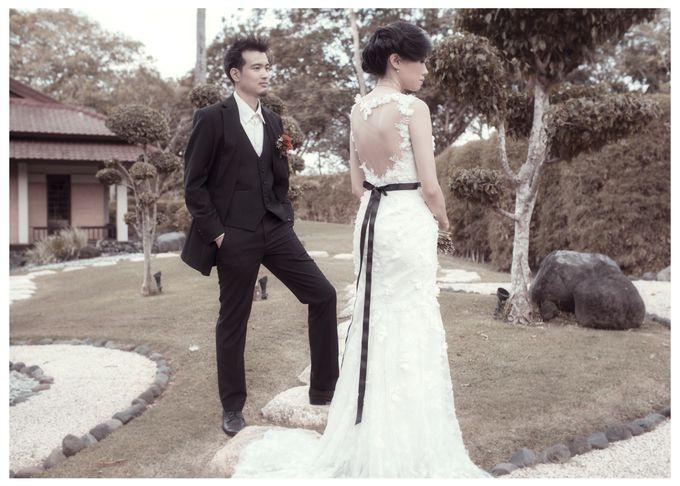 The Wedding of Marcelia & Anton by Ahava by Bona Soetirto - 008