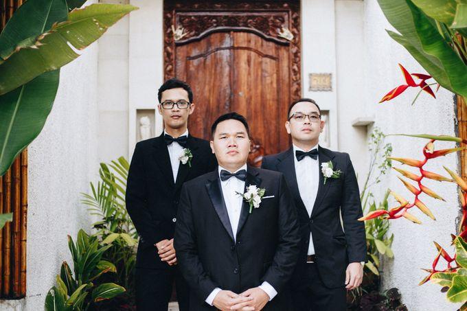 Putra & Vania by Astagina Resort Villa & Spa Bali - 029