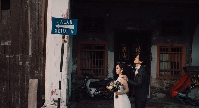 Penang prewedding street photography by Amelia Soo photography - 017