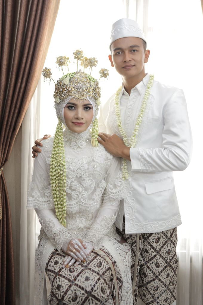 Wedding Day Dhema & Maifal by Coklat Photo Surabaya - 002