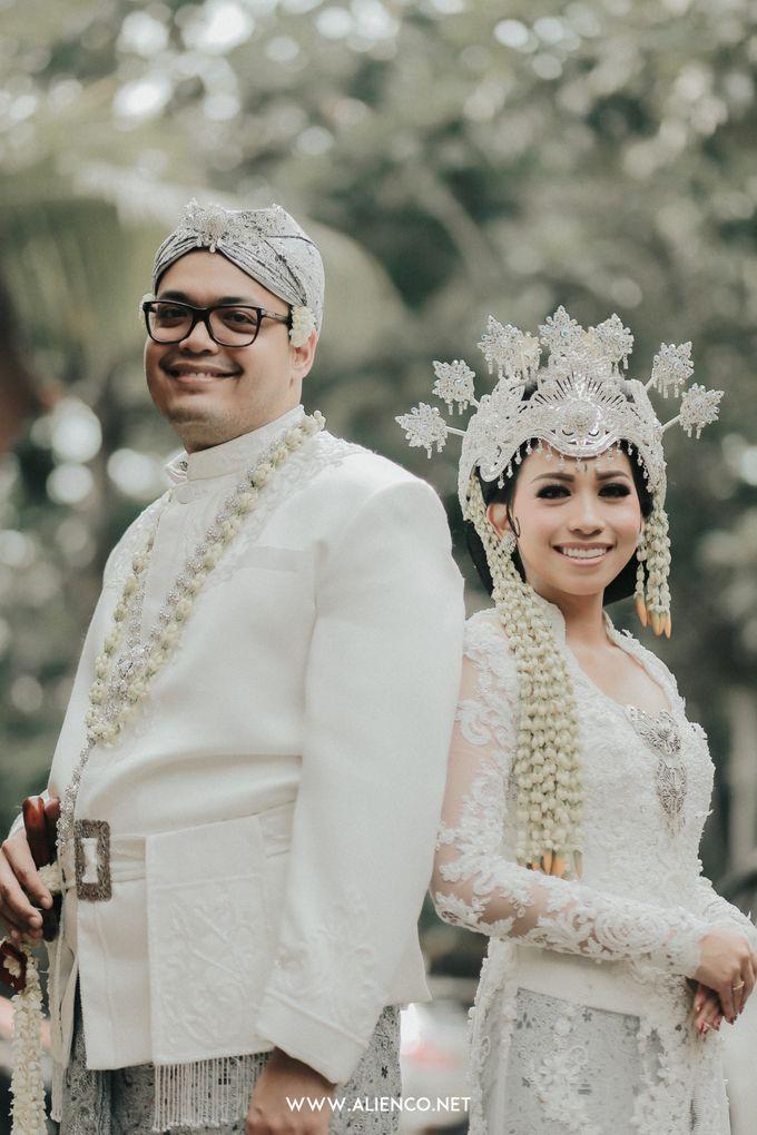 Traditional Wedding Kania & Radit by alienco photography - 025
