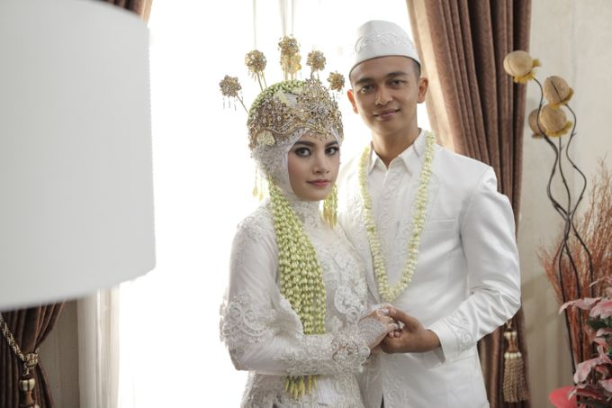 Wedding Day Dhema & Maifal by Coklat Photo Surabaya - 004