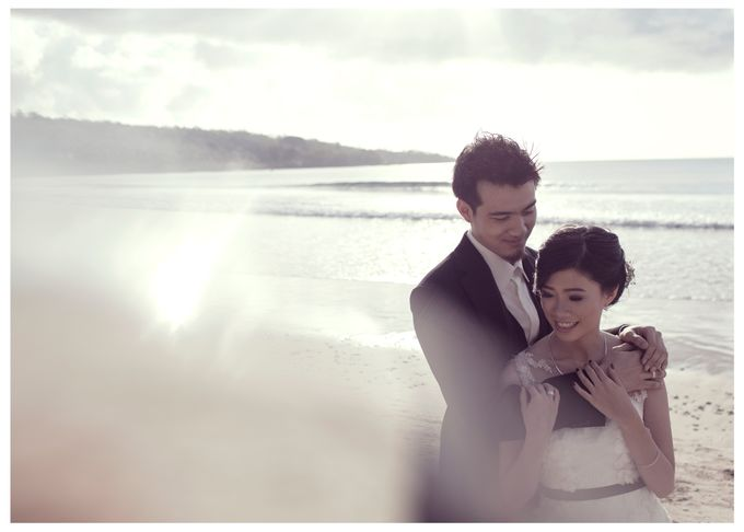 The Wedding of Marcelia & Anton by Ahava by Bona Soetirto - 013