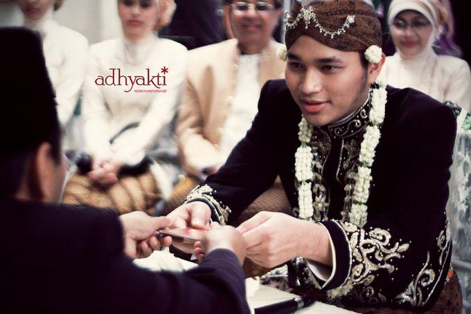 Tania & Adri Wedding by Adhyakti Wedding Planner & Organizer - 005