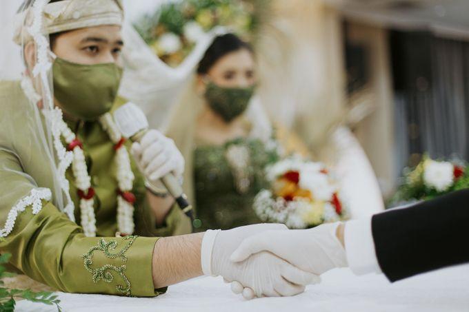 The Wedding of Filda & Hizrian by KRISTAL HOTEL JAKARTA - 028