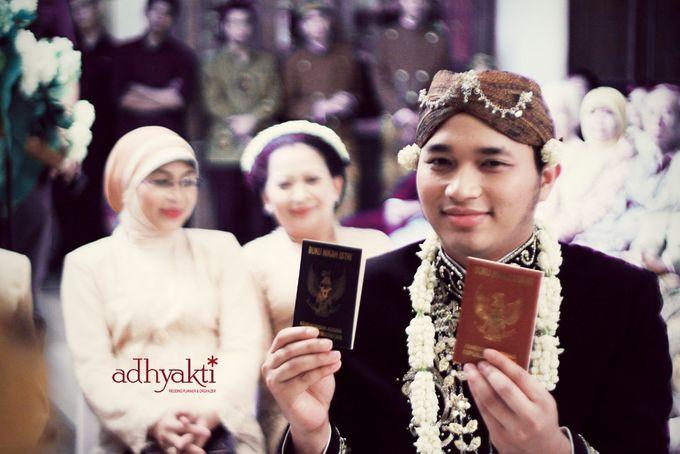 Tania & Adri Wedding by Adhyakti Wedding Planner & Organizer - 006