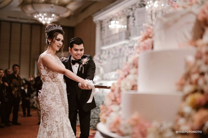 Arfandi & Vanessa Wedding by Anaz Khairunnaz - 002