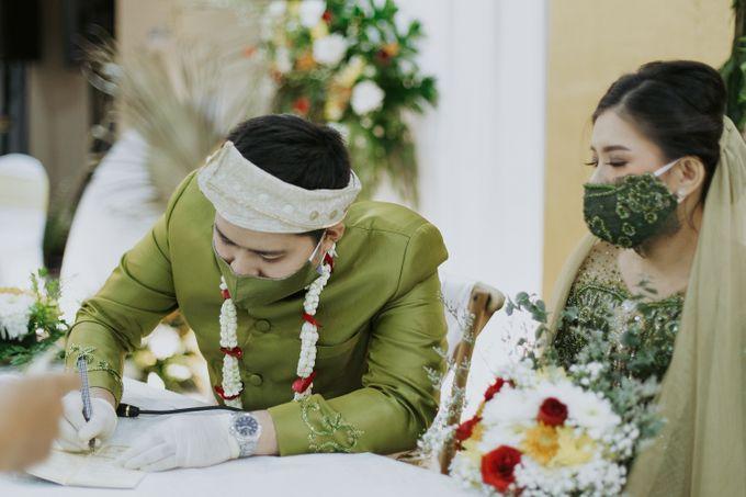 The Wedding of Filda & Hizrian by KRISTAL HOTEL JAKARTA - 029