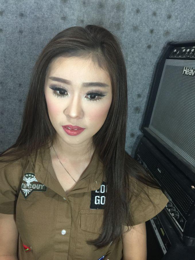 Photoshoot Makeup by Juny Veniera Makeup Artist - 002