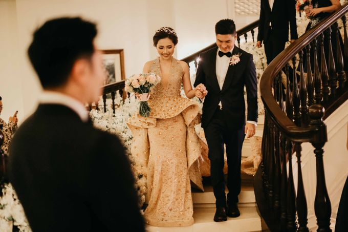 The Wedding of Michael Alinskie & Sherly Fausta by TurquoiSe Organizer - 007