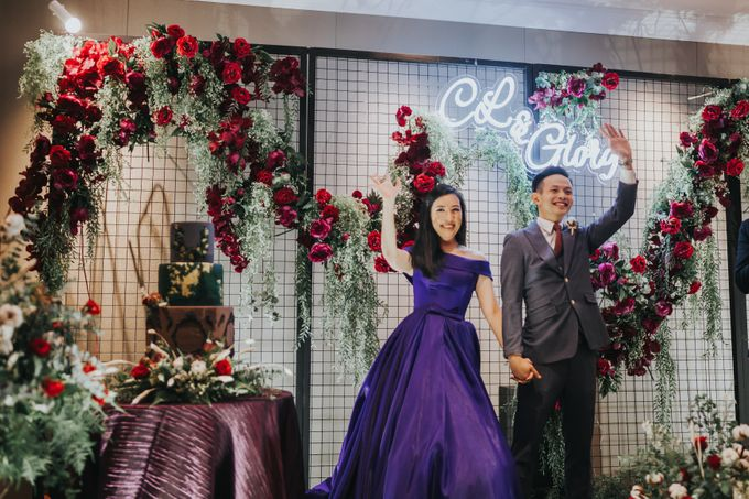 Tying the Knot for Cheng Liang and Glory by Multifolds Productions - 033
