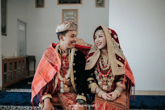 Wedding of Ines & Rizki by Muthia Catering - 004