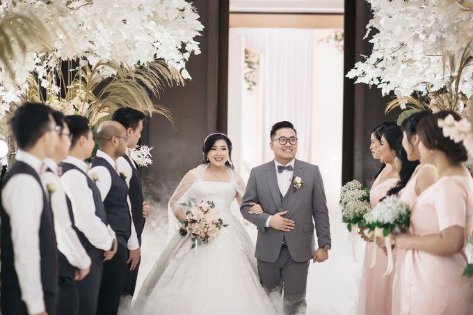 Indra & Yoan Wedding at Hilton by PRIDE Organizer - 019