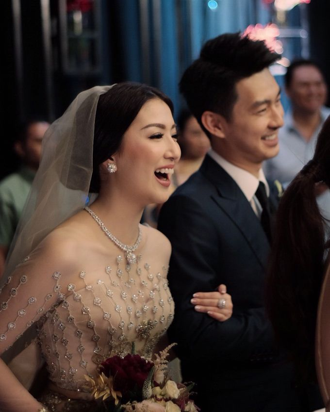 The Holy Matrimony of Silvia Siantar & Adiguna Prakoso by Smara Photo - 001