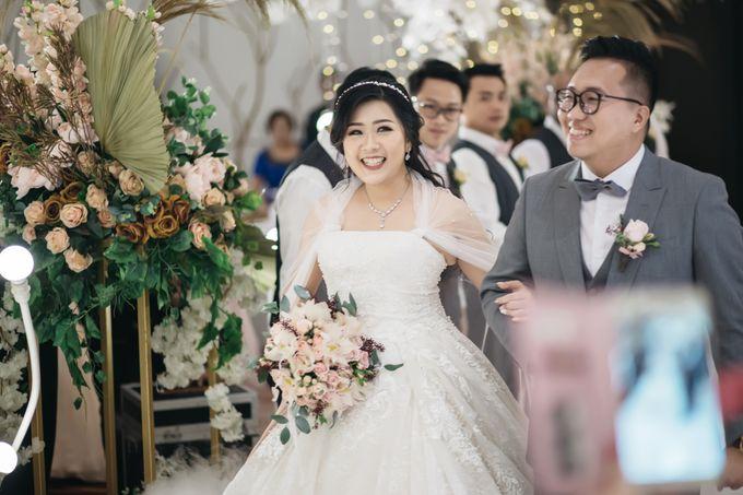 Indra & Yoan Wedding at Hilton by PRIDE Organizer - 020