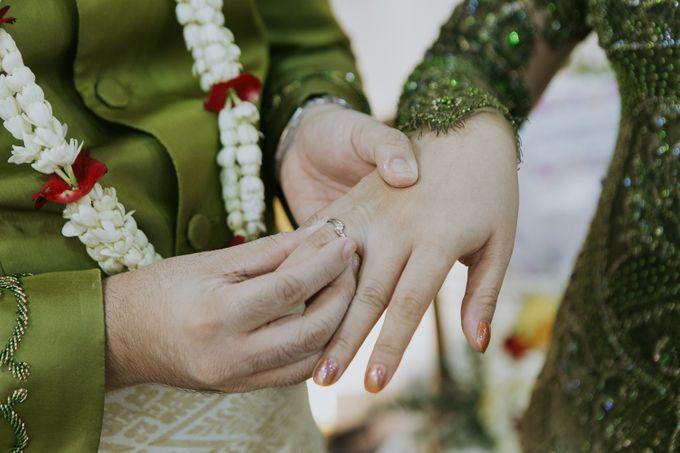 The Wedding of Filda & Hizrian by KRISTAL HOTEL JAKARTA - 030