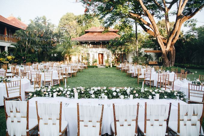 Putra & Vania by Astagina Resort Villa & Spa Bali - 031