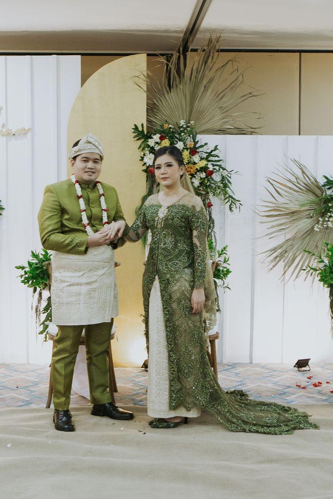 The Wedding of Filda & Hizrian by KRISTAL HOTEL JAKARTA - 031