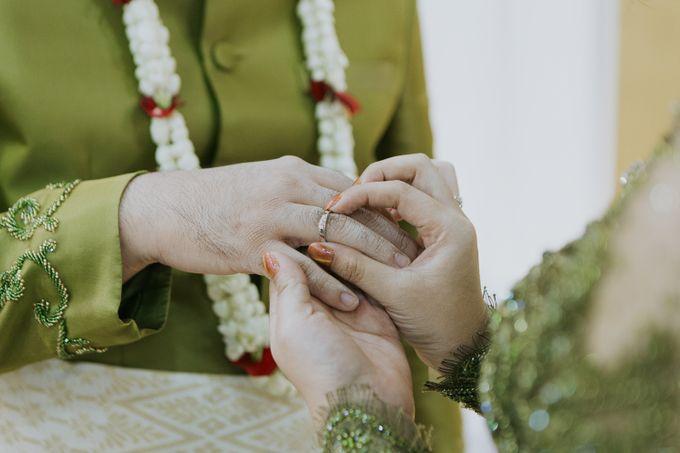 The Wedding of Filda & Hizrian by KRISTAL HOTEL JAKARTA - 032