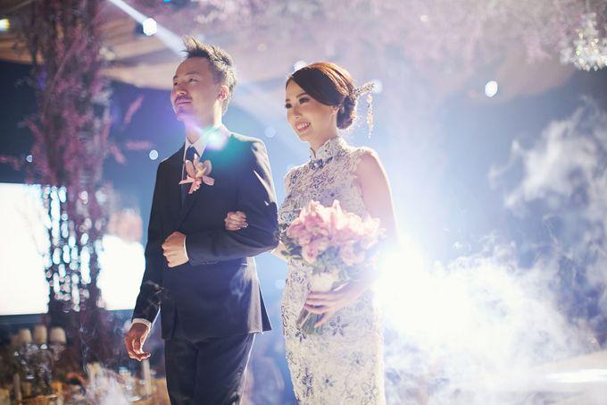 Albert & Jocelyn - Wedding Day by Grand City Mall & Convex - 001