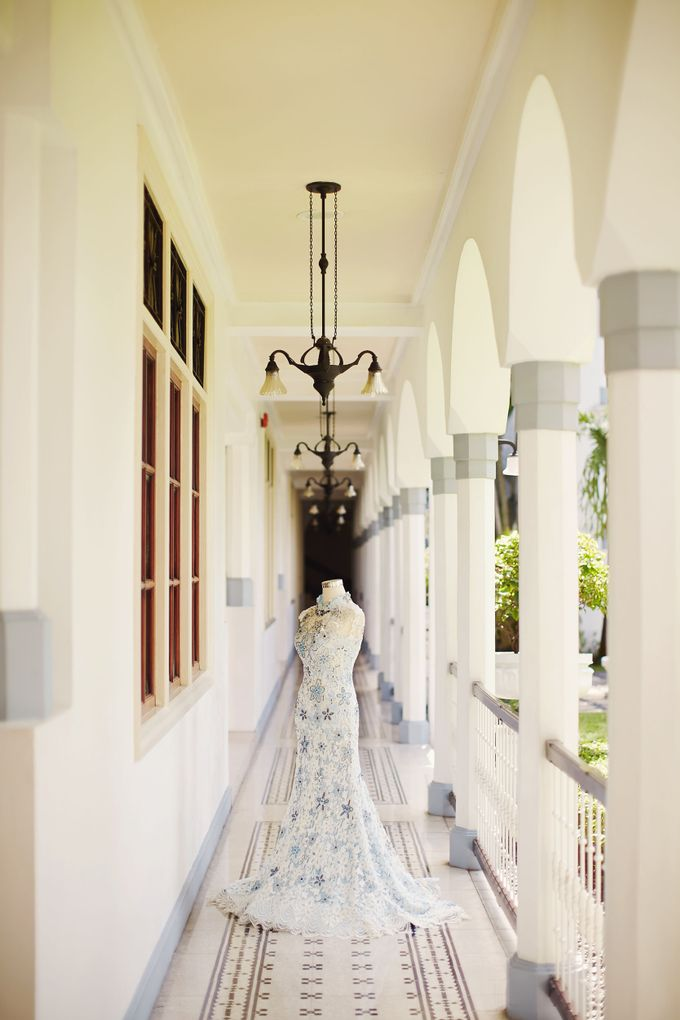 Albert & Jocelyn - Wedding Day by Grand City Mall & Convex - 003
