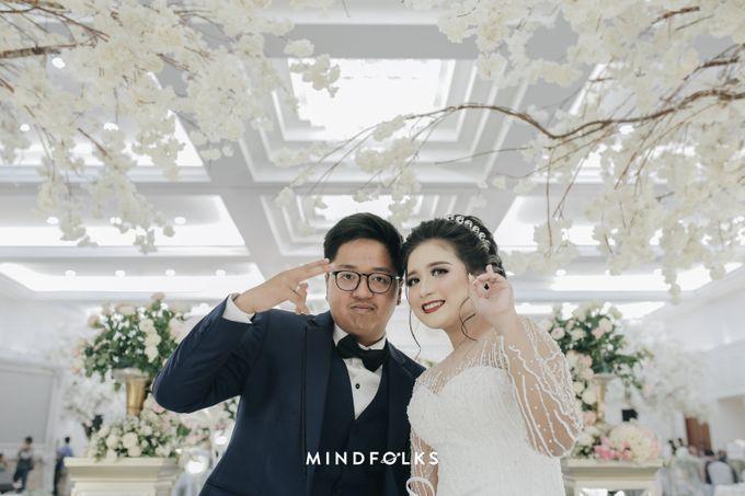 The Wedding of Fifi & Ian by  Menara Mandiri by IKK Wedding (ex. Plaza Bapindo) - 006