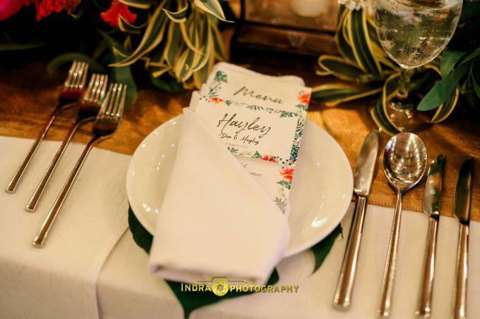 Dan & Hayley Wedding by Holiday Inn Resort Bali Benoa - 007