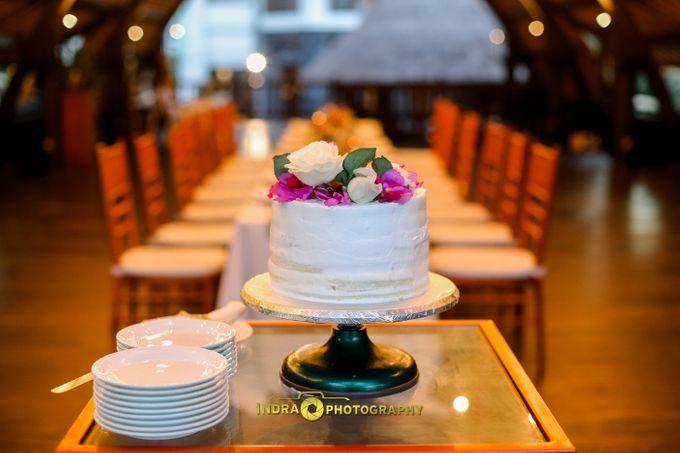 Dan & Hayley Wedding by Holiday Inn Resort Bali Benoa - 006