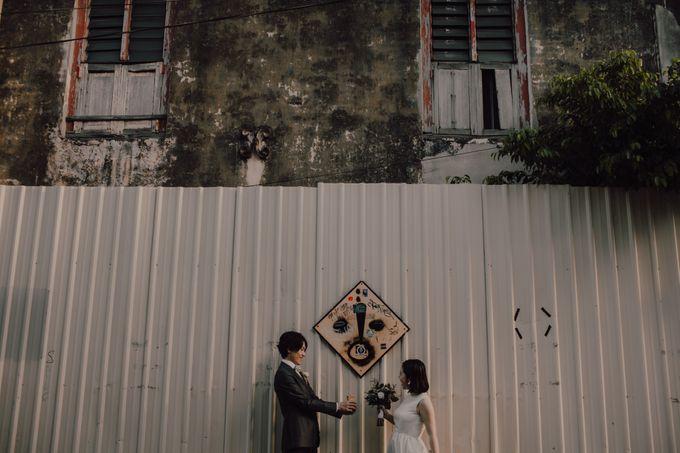 Penang prewedding street photography by Amelia Soo photography - 021