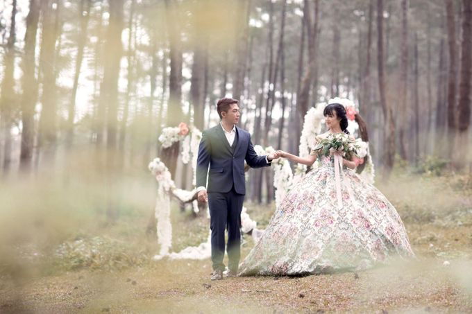 Ryandi and Lea Prewedding by Capotrait Photography - 007
