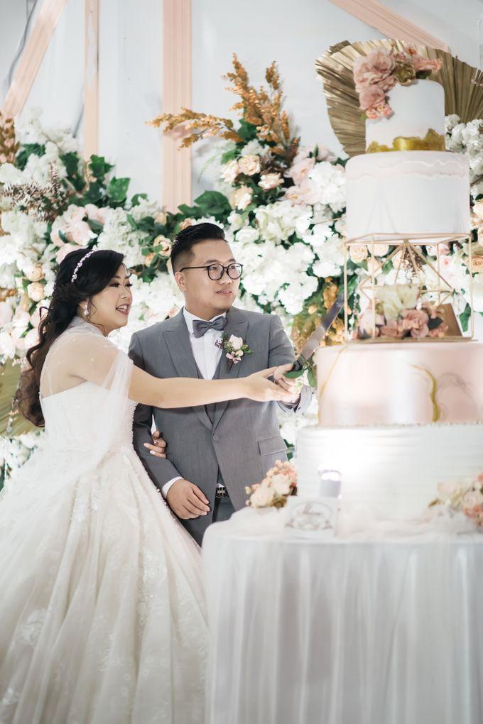 Indra & Yoan Wedding at Hilton by PRIDE Organizer - 021