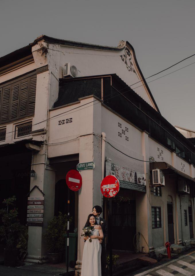 Penang prewedding street photography by Amelia Soo photography - 023