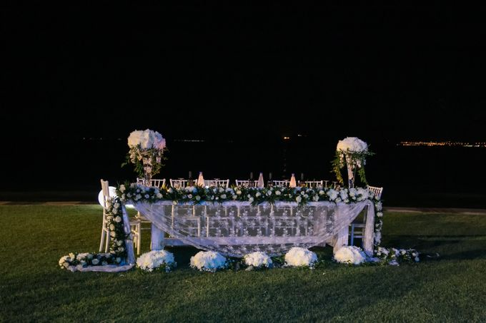 Beach wedding by Diamond Events - 006