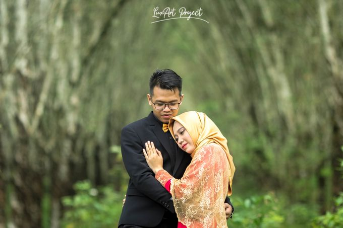 Pre Wedding Retno & Agung by LuxArt Project - 004