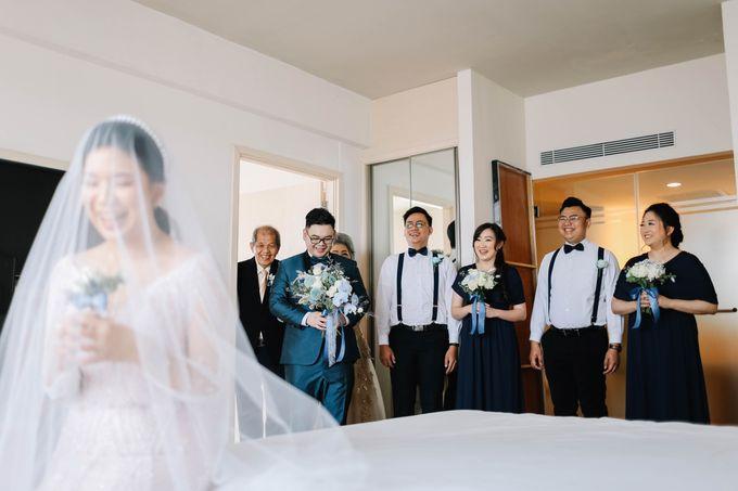 The Wedding Of Edwin & Raissa by delazta wedding coordinator - 006