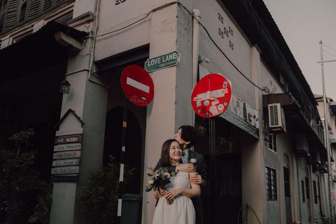 Penang prewedding street photography by Amelia Soo photography - 024