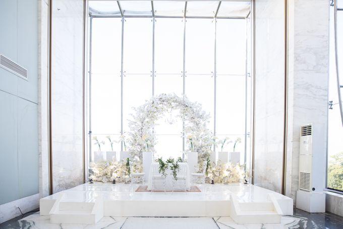 Veby & Banial Wedding Decoration by Valentine Wedding Decoration - 002