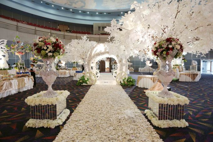 Rika & William Wedding - BRP SMESCO Convention by Imperial Photography - 003