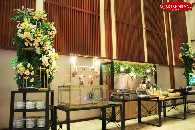 WEDDING OF GEA & ADHYA by Sonokembang Catering - 001