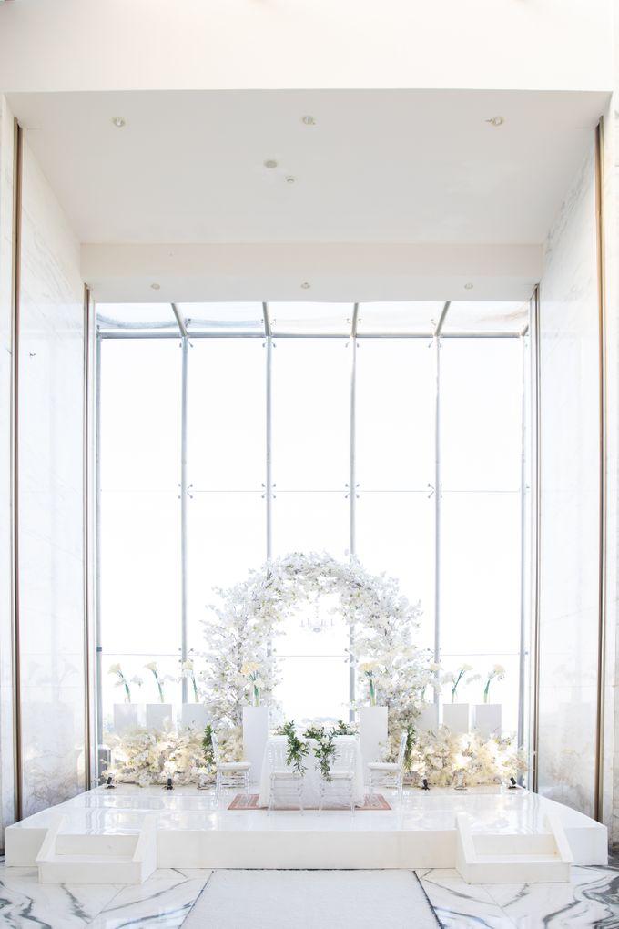 Veby & Banial Wedding Decoration by Valentine Wedding Decoration - 004