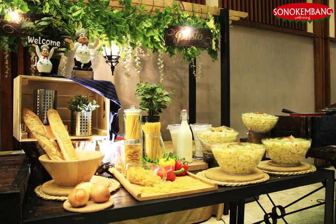 WEDDING OF GEA & ADHYA by Sonokembang Catering - 002