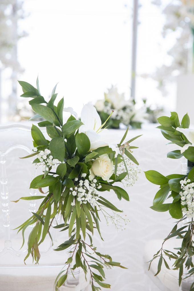 Veby & Banial Wedding Decoration by Valentine Wedding Decoration - 005