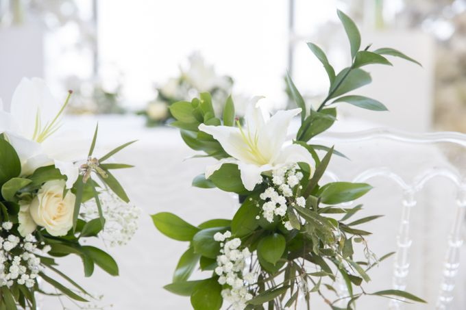 Veby & Banial Wedding Decoration by Valentine Wedding Decoration - 006